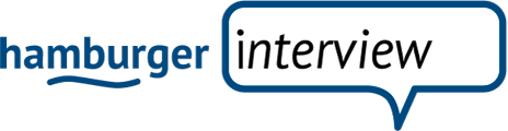 Hamburger Interview Logo